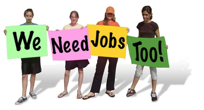 Employment for Teens